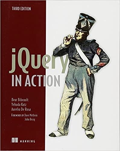 Amazon.com: jQuery in Action (9781617292071): Bear Bibeault ...