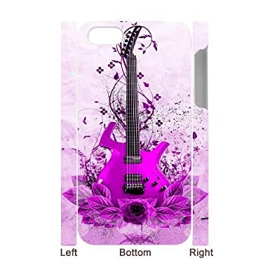 3D vinceryshop música iPhone 4/4s caso música abstracta guitarra instrumento Me gustael barato para chicas, iPhone 4s para chicas barato para chicas ...