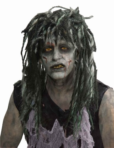 Rocker Zombie Adult Wig (Forum Novelties Zombie Rocker Wig)