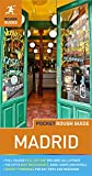 Pocket Rough Guide Madrid (Rough Guide Pocket Madrid) by Simon Baskett front cover