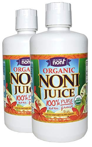 Certified Organic Hawaiian Noni