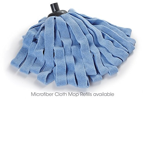 O-Cedar Microfiber Cloth Mop with Telescopic Handle, Pack - 1,