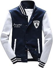 URBANFIND Men's Slim Fit Lightweight Sportswear Jacket Casual Bomber Ja