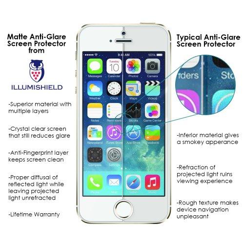 "iLLumiShield - Motorola XOOM 10.1"" Tablet Anti-Glare (Matte) Screen Protector HD Clear Film / Anti-Bubble & Anti-Fingerprint / Premium Japanese High Definition Invisible Crystal Shield - Free LifeTime Warranty - [2-Pack] Retail Packaging"