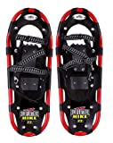 Redfeather Hike Control Bindings Snowshoe (Red, 30)