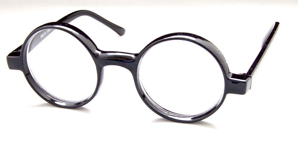 The Cambridge - Iris Style Totally Round Reading Glasses, 2.75, Tortoise by Boomer Eyeware (Image #2)