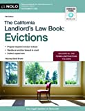 The California Landlord's Law Book: Evictions, David Brown, 1413318517