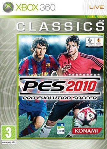 Third Party PES 2010 : Pro Evolution Soccer - classics Oc...