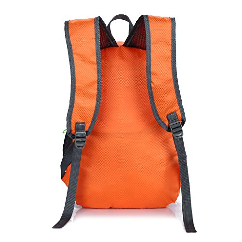 Poliestere zaino 7 24x16 purple 20x26x43cm bag Cycling Outdoor School 87x10 camping pieghevole Pink 93 Dabixx Hot hiking impermeabile Orange viaggio wPTcZt