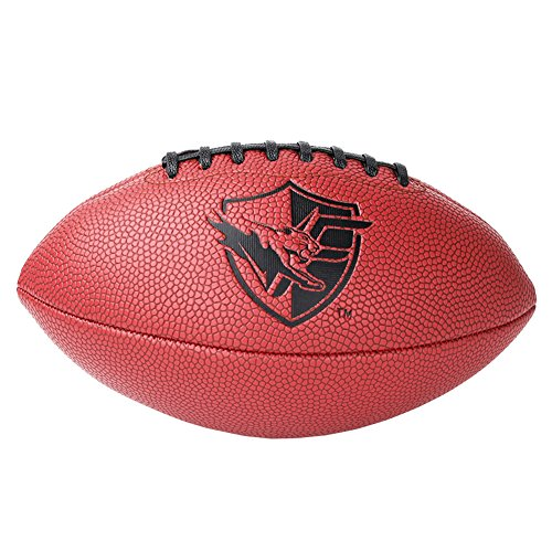 Vince Flaming Pee Wee Composite Football with Carrying - Pee Composite Wee Football Leather