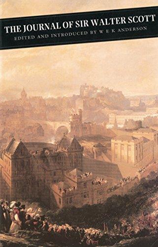 The Journal Of Sir Walter Scott (Canongate Scottish Classics)