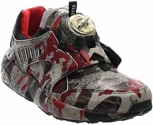 Puma Men's Disc Blaze Camo X Trapstar Ankle-High Fashion Sneaker