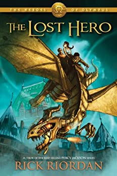 The Lost Hero 1423113462 Book Cover