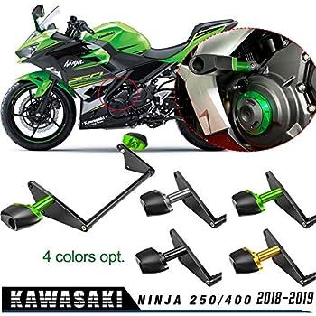 Amazon.com: Shogun 2018-2019 Kawasaki Ninja 400 Z400 ...