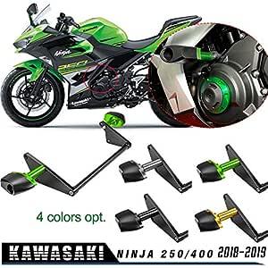 LoraBaber Motocicleta para Kawasaki 2018 2019 Ninja 400 ...