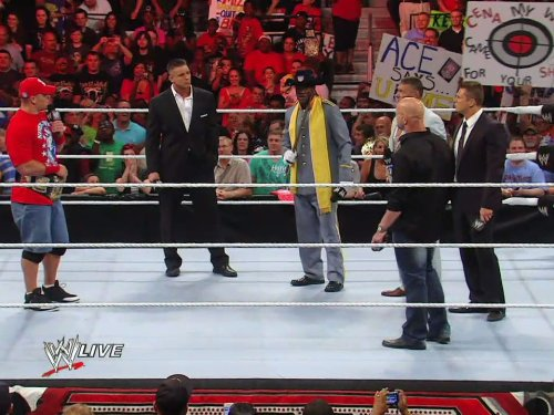 WWE Monday Night Raw - June 6,