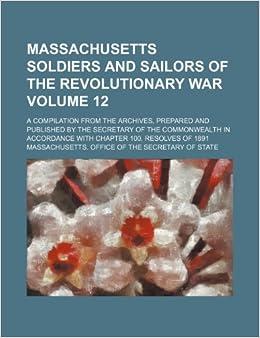 Massachusetts Militiamen & Minutemen: