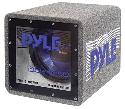 PYLE PLQB8 8-Inch 400 Watt Bandpass