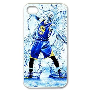 Stylish Design 2015 MVP Final Winner Stephen Curry NO.30 Cool Photos High Quality phone Case Laser Cover Shell for iPhone 4/4S-2