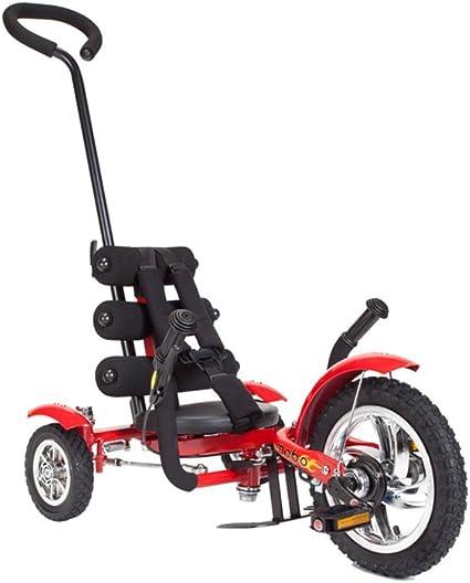 Amazon.com: Mobo Cruiser Mega Mini triciclo, Rojo: Toys & Games