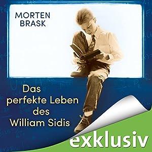 Das perfekte Leben des William Sidis Audiobook