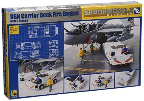 SkunkModels 1/48 USN Carrier Deck Fire Engine ()