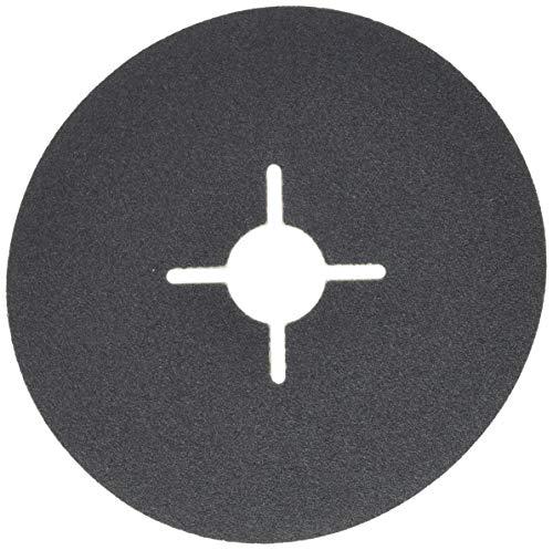 Hitachi tools - Disco lija 125 x 120mm acero inoxidable, 1 unidad