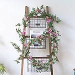 LI-HUA-CAT-Artificial-Flower-Cherry-Blossom-Garland-Daisy-Vines-Simulation-Plants-Hanging-Vine-Silk-Garland-Wedding-Party-Decor-1-Piece-Pink-Daisy
