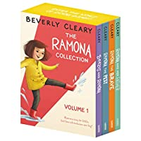 Deals on The Ramona Collection Volume 1 Paperback Boxed Set