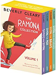 The Ramona Collection, Vol. 1: Beezus and Ramona / Ramona the Pest / Ramona the Brave / Ramona and Her Father