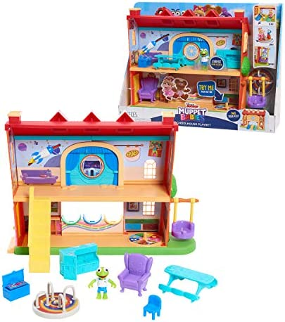 Muppets Babies School House Playset