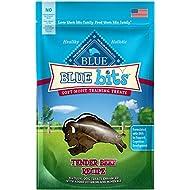 Blue Bits Beef Recipe Dog Treats 4-oz