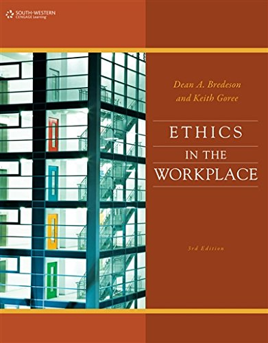 538497777 - Ethics in the Workplace