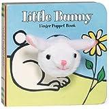 Little Bunny: Finger Puppet Book (Little Finger Puppet Board Books)