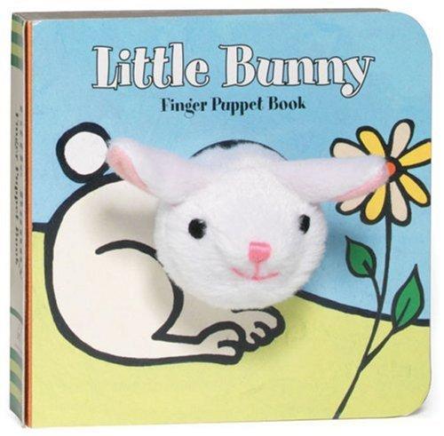 Little Bunny: Finger Puppet Book (Little Finger Puppet Board