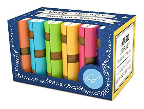 (Chronicle Books Magic Library: Children's Classics Jacob's Ladder, Multicolor)