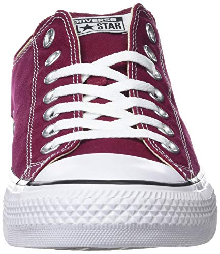 Star Fashion Canvas Burgundy Ox All Converse 57Snw0Pxq