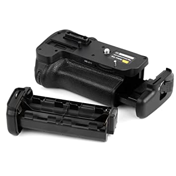 Market&YCY Pixel Vertax D11 Battery Grip Power Handle, for Nikon D7000 DSLR Works with One