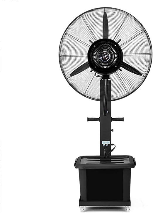 Humidificador de nebulización de enfriamiento, Ventilador de ...