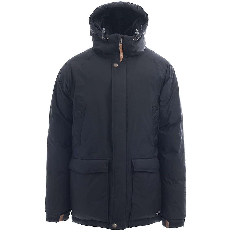 ホールデン アウター ジャケットブルゾン Holden Men's Redwood Down Jacket Black [並行輸入品] B07B4T8FQP Large