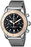 Breitling Superocean Heritage Chronograph Automatic Black Dial Mens Watch U2337012-BB81
