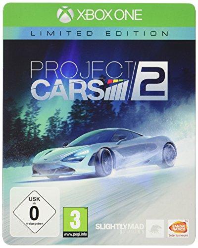 351a5ffbd7 Project CARS 2 - Limited Edition - Xbox One  Edizione  Germania    Amazon.it  Videogiochi