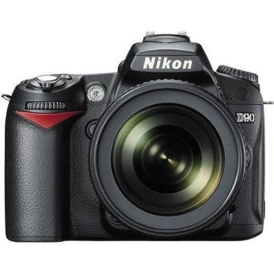 Nikon D90 12.3MP DX-Format CMOS Digital SLR Camera from Nikon