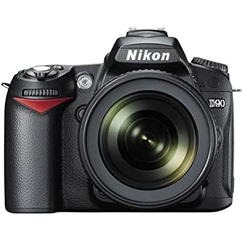 Nikon D90 DX-Format CMOS DSLR Camera (Body Only) (OLD MODEL)