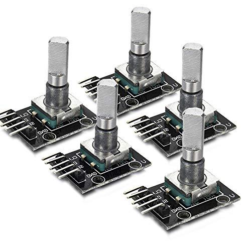 Frentaly 5X KY-040 Rotary Encoder Brick Sensor Module Development for Arduino AVR PIC