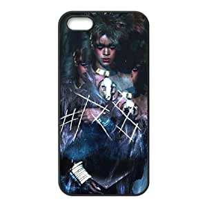 rihanna r8 iPhone 5 5s Cell Phone Case Black Gimcrack z10zhzh-3309498