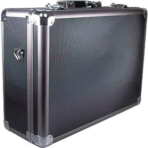 Ape Case Aluminum Hard Case - Grey/Black (ACHC5550)
