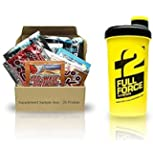 Supplement Sample Box - 20 Proben diverser Hersteller + Shaker