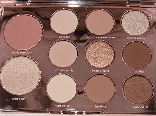 Makeup Aspyn Ovard 11 Colors Eye & Cheek Palette Eyeshadow 1