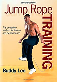 Jump rope training for weight loss and toning